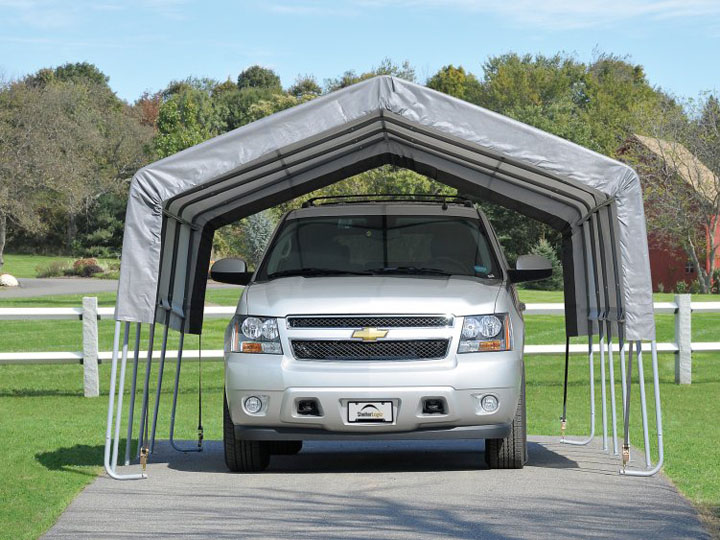 massive carports zubeh r online kaufen mygardenhome. Black Bedroom Furniture Sets. Home Design Ideas