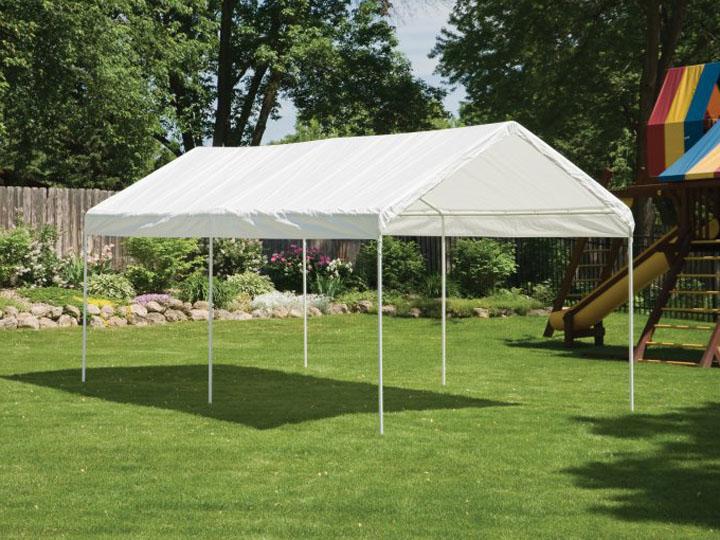 Kunststoff Pavillon Planen : Faltpavillons von shelterlogic online kaufen mygardenhome