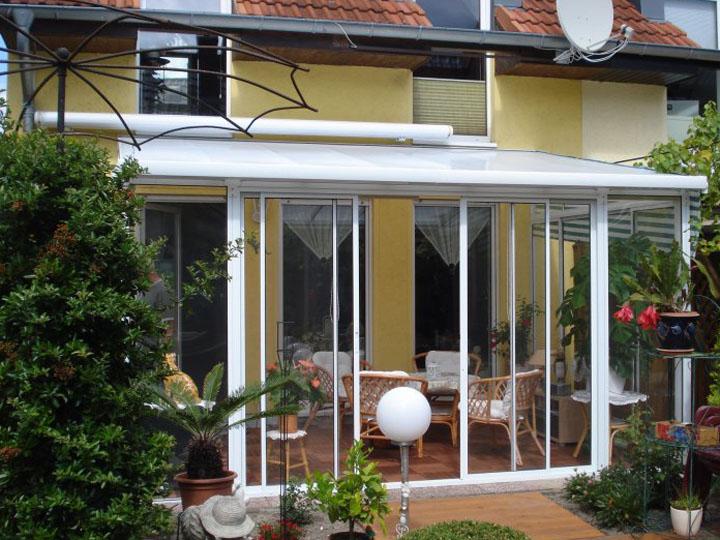 Wintergarten Fur Terrasse Online Kaufen Mygardenhome