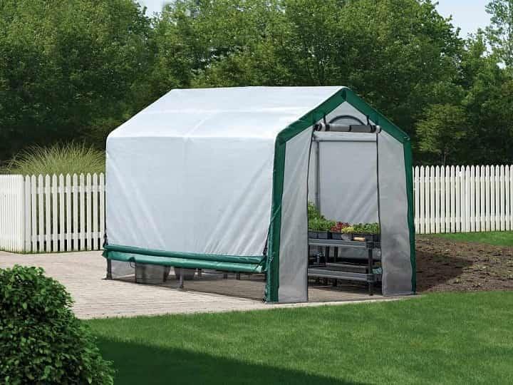 ShelterLogic 70699 4,32 m²