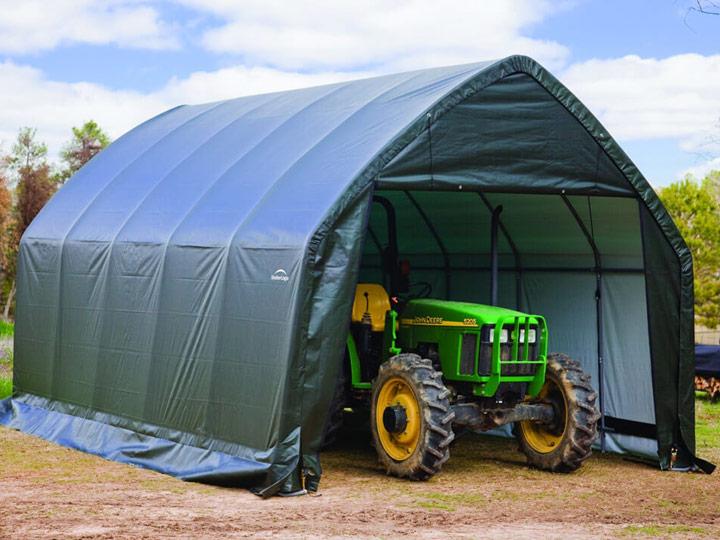 ShelterLogic Foliengarage