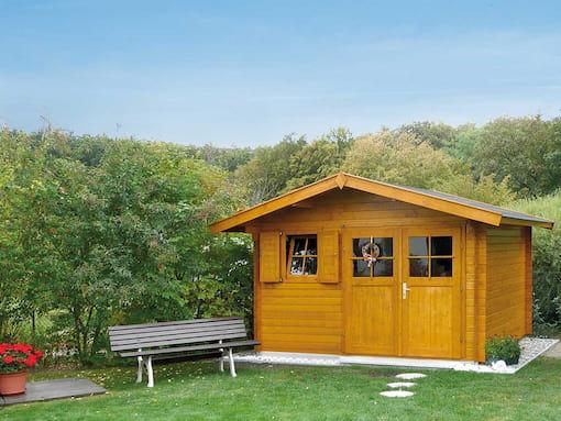 Holz Gerätehaus