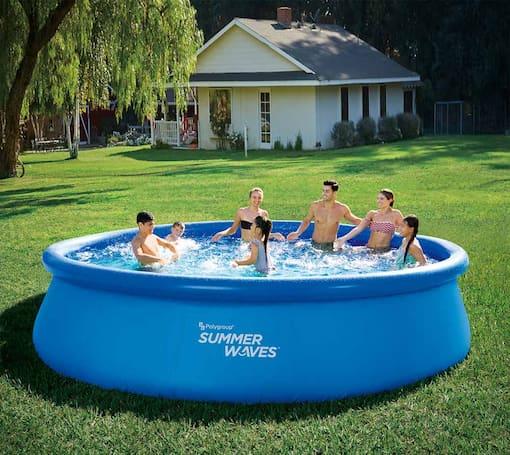 SummerWaves Quickpool