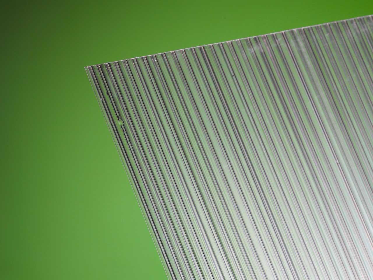 Hohlkammerplatten aus Polycarbonat