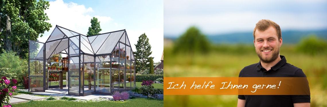 Prächtig Gewächshaus-Belüftung: Tipps | mygardenhome &ZQ_55