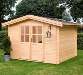 Holz Gerätehäuser