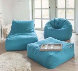 Indoor Sitzsäcke