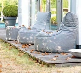 Outdoor Sitzsäcke