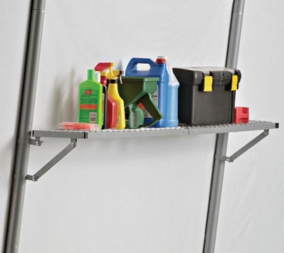 ShelterLogic Regal 120 cm für Shelter Logic Gerätehäuser