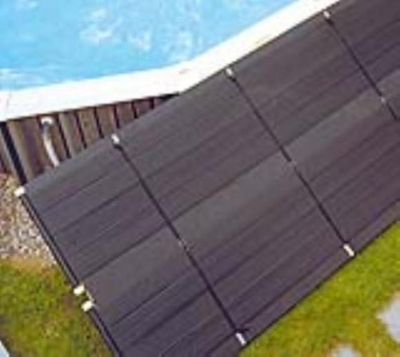 Interline Solarheizung 610x61 cm inkl. Verbindung