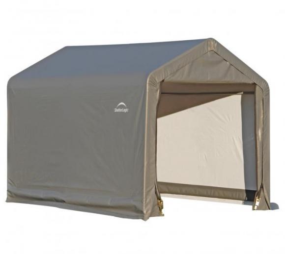 ShelterLogic Weidezelt Weideunterstand Lagerzelt, 5,4m², 180x300 cm