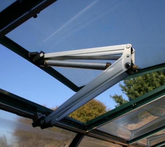 automatischer Dachfensteröffner passend für Palram Gewächshäuser