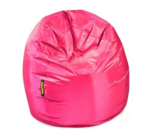 Pushbag Sitzsack, Sitzkissen Bag 300 Oxford pink