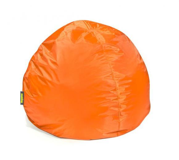 Pushbag Sitzsack, Sitzkissen Bag 500 Oxford Orange