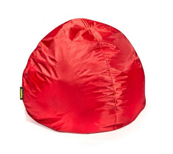 Pushbag Sitzsack, Sitzkissen Bag 500 Oxford Rot