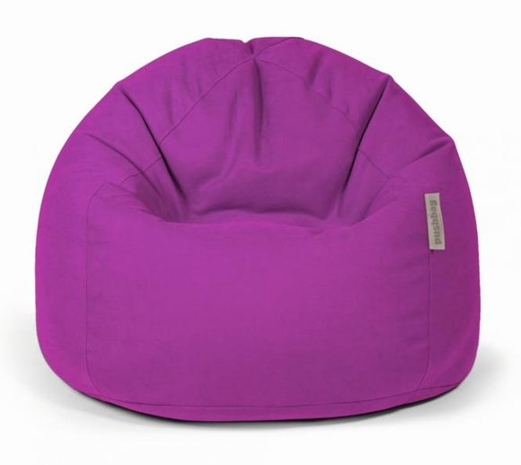 Pushbag Sitzsack, Sitzkissen Bag 500 Soft purple