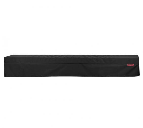 Outbag Topper Bench Plus schwarz Auflage Bank