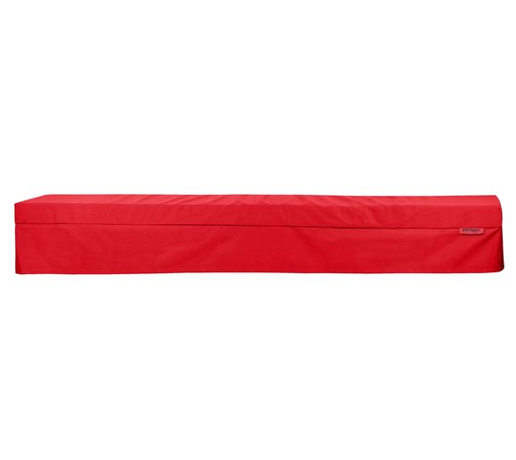 Outbag Topper Auflage Bank Bench Plus rot