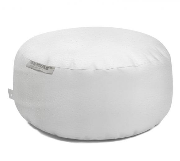 Outbag Sitzsack, Sitzkissen, Sitzsessel Cake Deluxe white