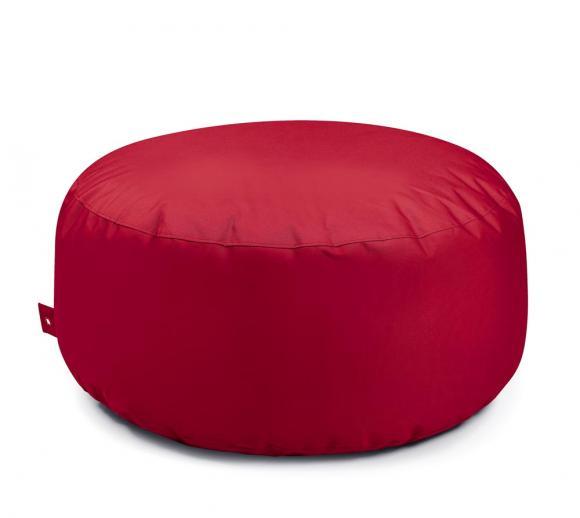 Outbag Sitzsack, Sitzkissen, Sitzsessel Cake Plus rot
