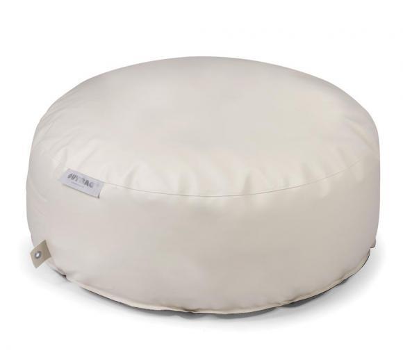 Outbag Sitzsack, Sitzkissen, Sitzsessel Cake Skin kiesel