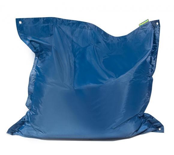 Pushbag Sitzsack, Sitzkissen Classic Oxford Blau