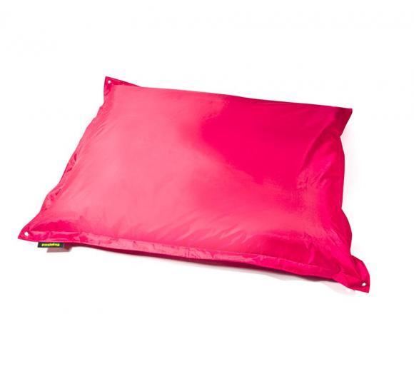 Pushbag Sitzsack, Sitzkissen Classic Oxford pink