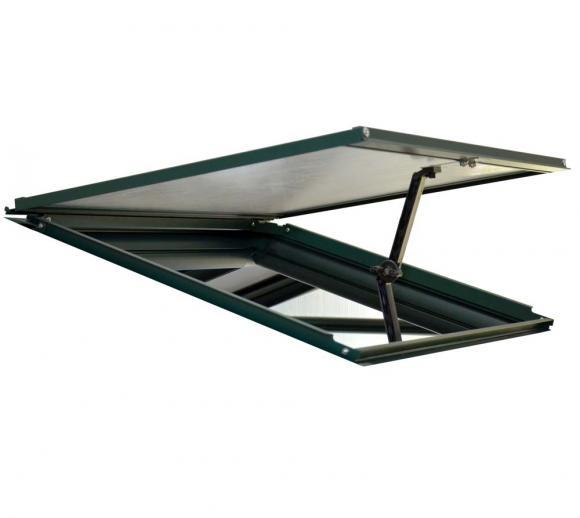 Rion Dachfenster für Gewächshaus Smart - Metall