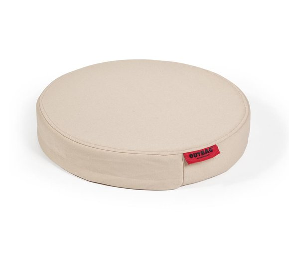 Outbag Topper Auflage Stuhl Disc Plus beige