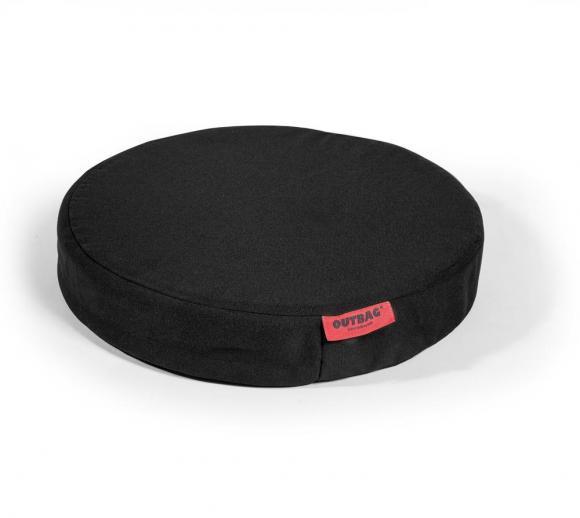 Outbag Topper Disc Plus schwarz Auflage Stuhl