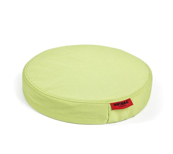 Outbag Topper Disc Plus lime Auflage Stuhl