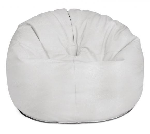 Outbag Sitzsack, Sitzkissen, Sitzsessel Donut Deluxe White