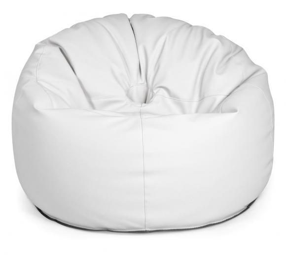 Outbag Sitzsack, Sitzkissen, Sitzsessel Donut Light white