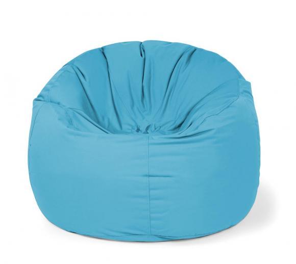 Outbag Sitzsack, Sitzkissen, Sitzsessel Donut Plus aqua
