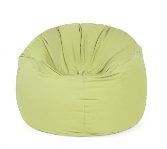 Outbag Sitzsack, Sitzkissen, Sitzsessel Donut Plus Lime