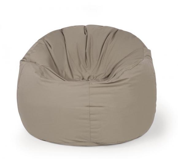 Outbag Sitzsack, Sitzkissen, Sitzsessel Donut Plus mud