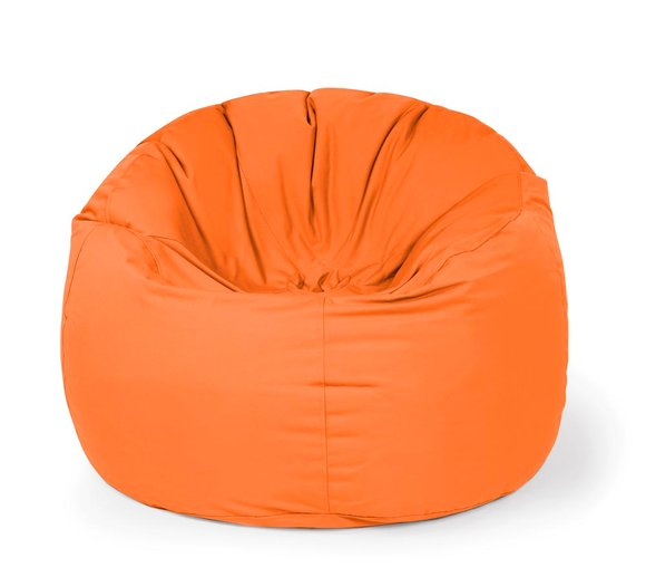 Outbag Sitzsack, Sitzkissen, Sitzsessel Donut Plus orange