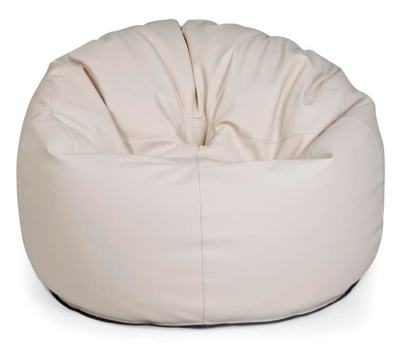 Outbag Sitzsack, Sitzkissen, Sitzsessel Donut Deluxe Skin Kiesel
