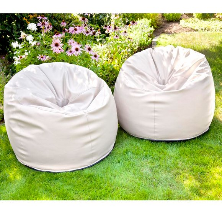 Outbag Sitzsack Donut Skin kiesel Sitzkissen Sitzsessel