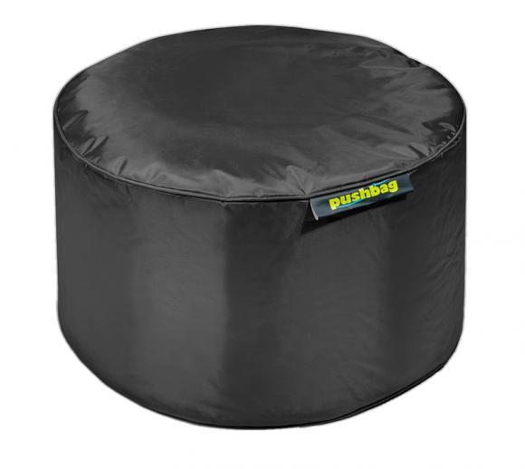 Pushbag Sitzsack, Sitzhocker Drum Oxford schwarz