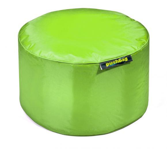 Pushbag Sitzsack, Sitzhocker Drum Oxford lime