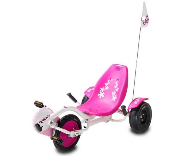 EXIT Fun-Kart Trike Dreirad Lady Rocker