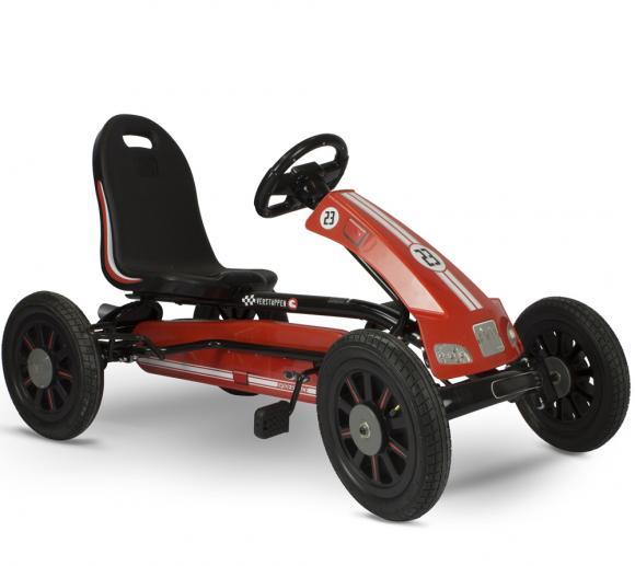 EXIT Go-Kart Kettcar Spider Race