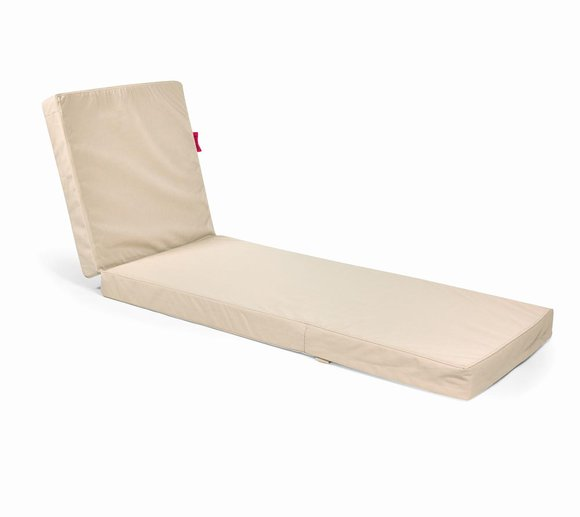 Outbag Topper Auflage Liege Flat Plus beige
