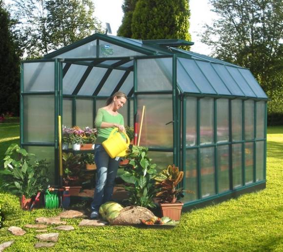 Rion Grand Gardener 46 inkl. Base