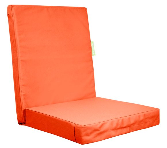 Outbag Topper High Rise Plus orange Auflage Stuhl