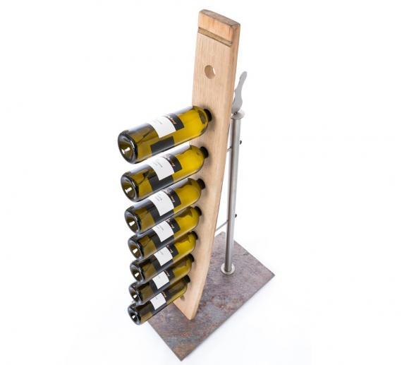 mygardenhome Weinregal Nonett Wine