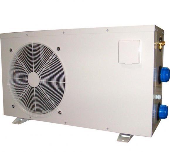 Interline Wärmepumpe 8,5kW für Schwimmbäder bis 40.000 Liter