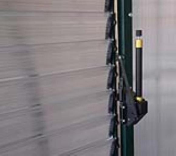 automatischer Lamellenfensteröffner passend für Rion Gewächshäuser