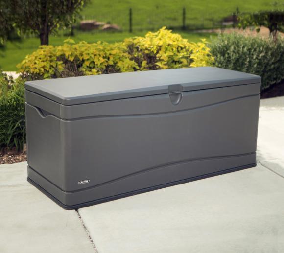 Lifetime Gartenbox Kissenaufbewahrung  XXL 495 l